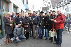 Rheinbach Refugees say thanks